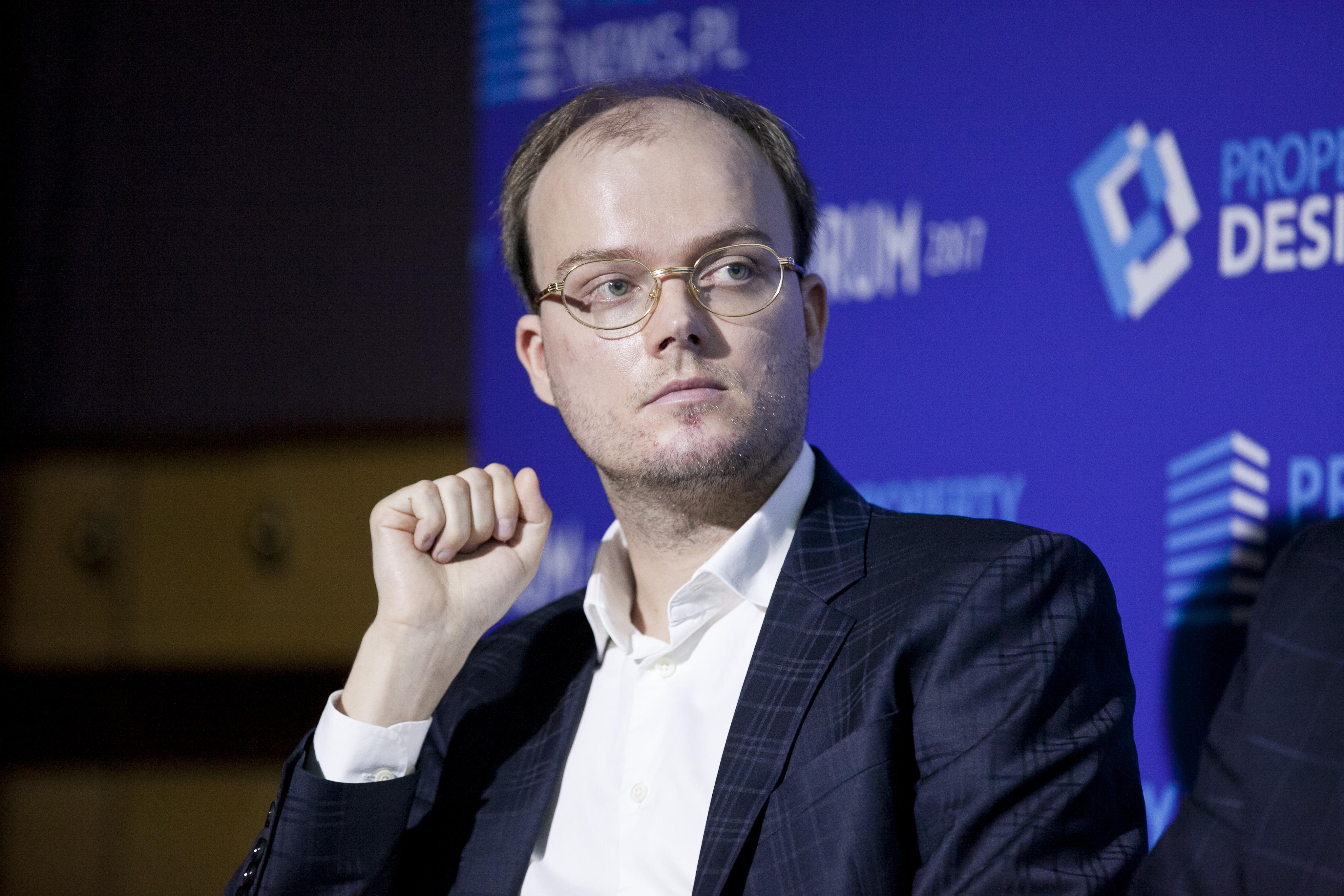 Jan Wróblewski, współwłaściciel, Zdrojowa Invest & Hotels: Bez biura inwestora w urzędzie miasta obie strony osadziłyby się na dalekich okopach. fot. PTWP