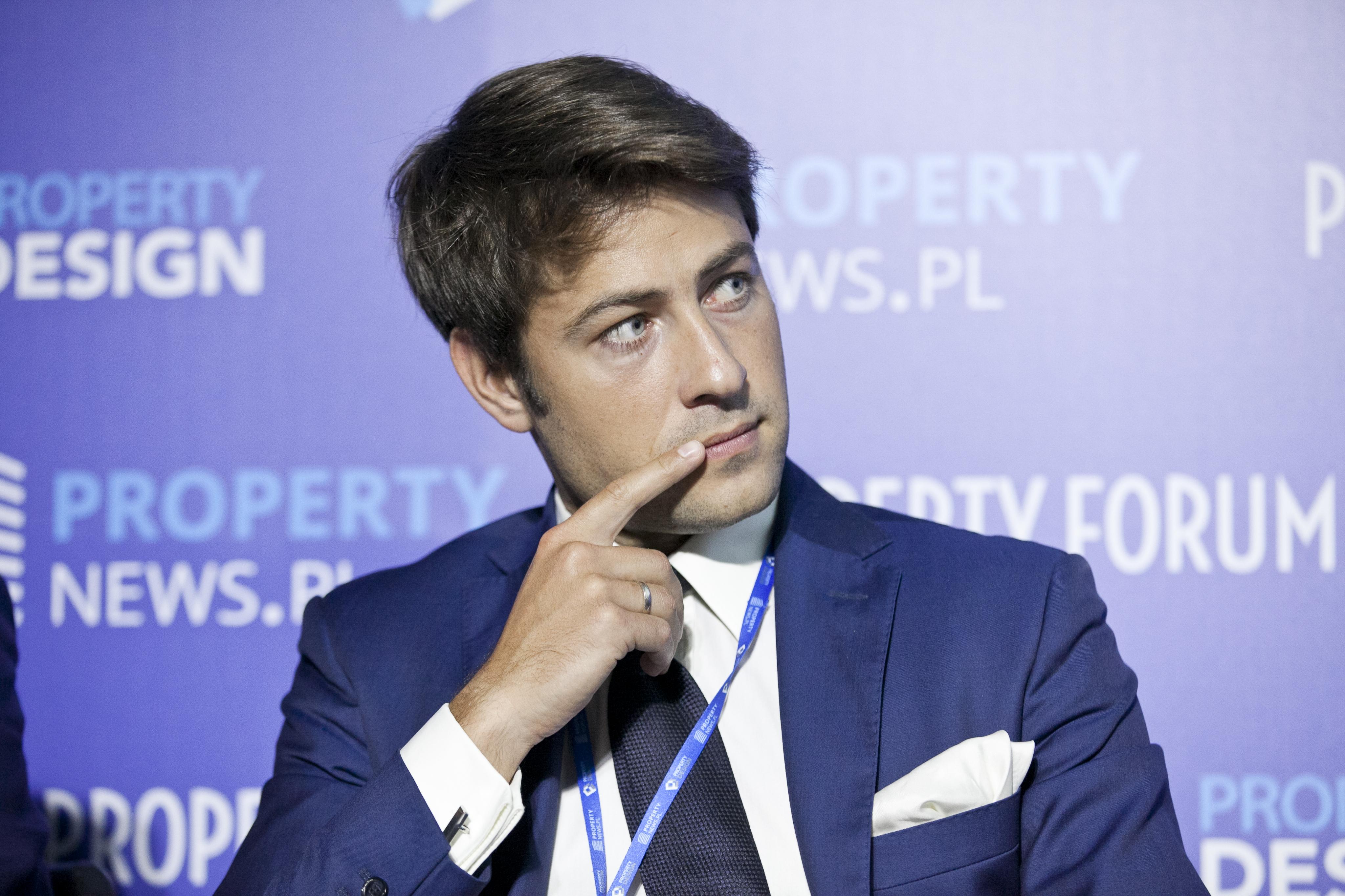 Adam Pustelnik, dyrektor Biura Obsługi Inwestora i Współpracy z Zagranicą w Urzędzie Miasta Łodzi uważa, że samorządy mają do odegrania gigantyczną rolę. fot. PTWP