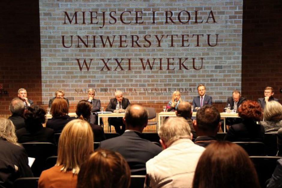 Białystok: Uniwersytety w mniejszych miastach mają swoją rolę