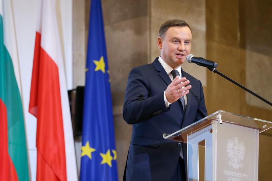 Prezydent: Referendum nie musi odbyć się z wyborami samorządowymi