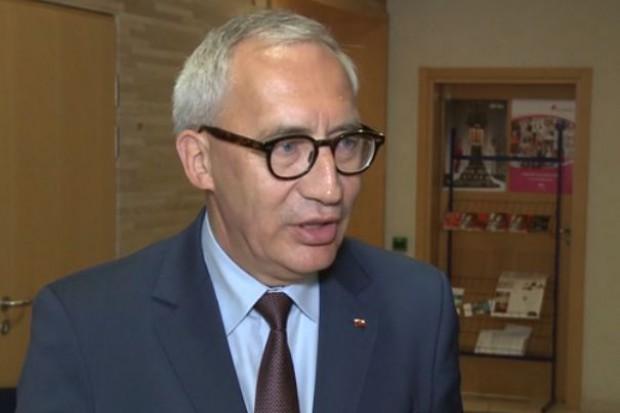 Kazimierz Smoliński, wiceminister infrastruktury i budownictwa (fot.newseria)