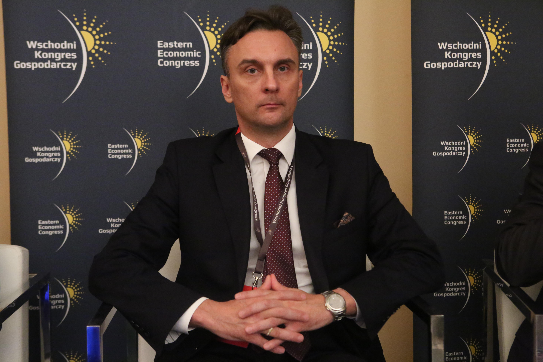 Wojciech Walulik jest zdania, że w mniejszych miastach możemy połączyć dobre życie, dobre zarobki z wypoczynkiem. Fot. PTWP