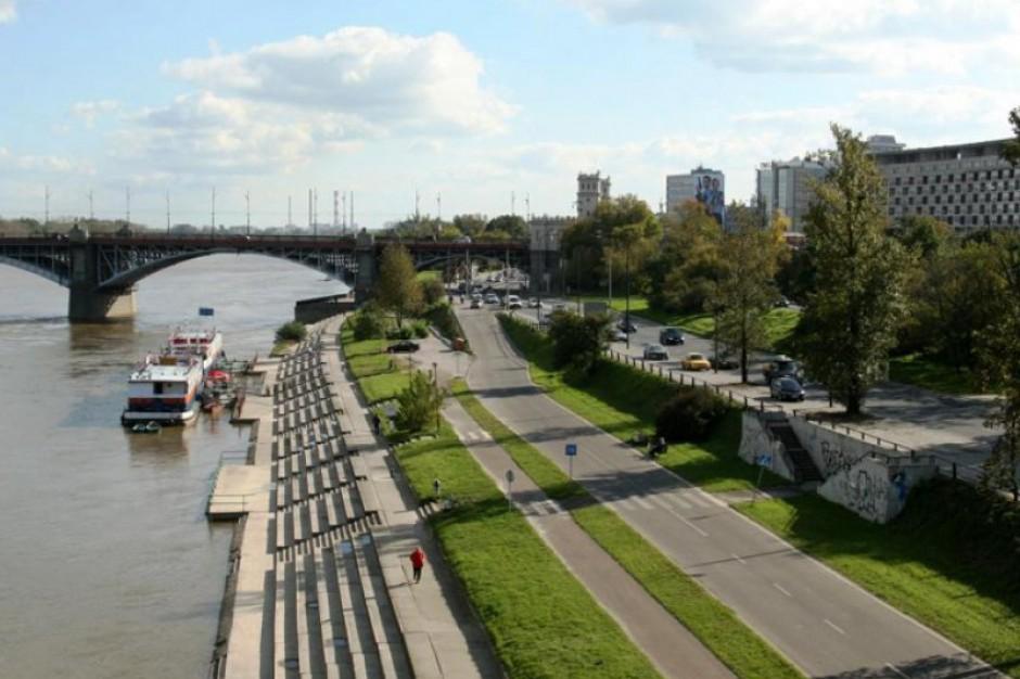 Żeglowna Wisła w Warszawie? Ministerstwa mają plany, władze miasta sceptyczne