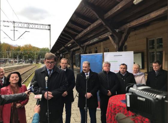 Dworzec w Zakopanem w rękach samorządu