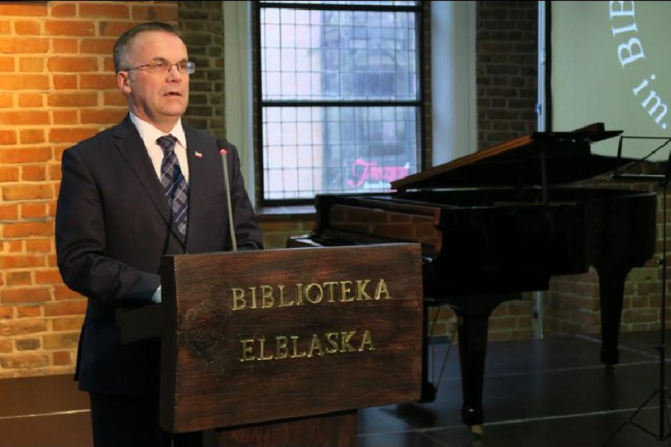 W Elblągu odbędzie się Samorządowe Forum Kultury