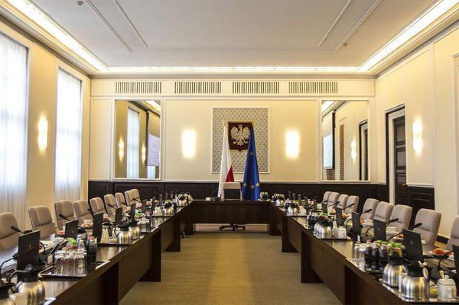 Rząd podsumuje prace zespołu ds. systemów ratownictwa i zarządzania kryzysowego