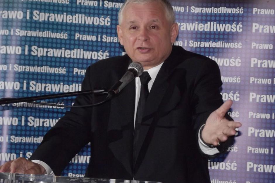 Jarosław Kaczyński zdradza, czy będą zmiany w samorządowej ordynacji
