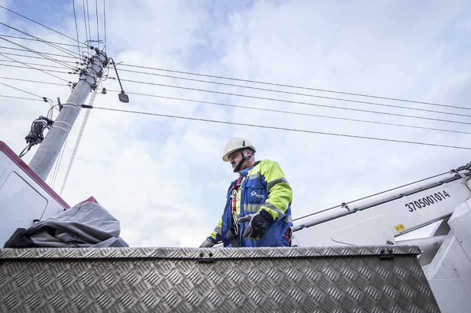 Tauron: Mieszkańcy poszkodowani przez orkan Ksawery mają już prąd