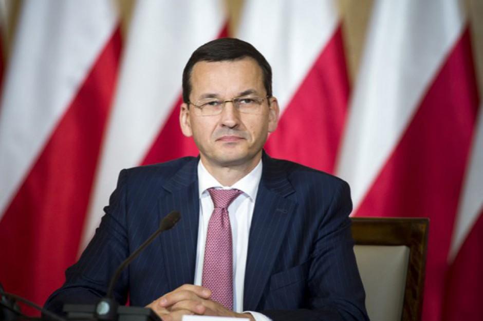 Projekt budżetu na 2018 r. Mateusz Morawiecki: wskaźniki konserwatywno-optymistyczne