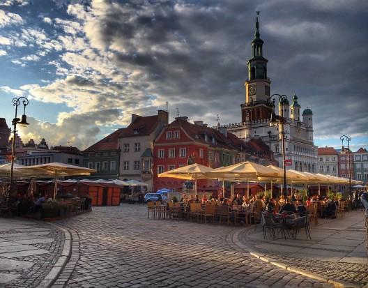 Poznań znalazł sposób na przyciągnięcie studentów