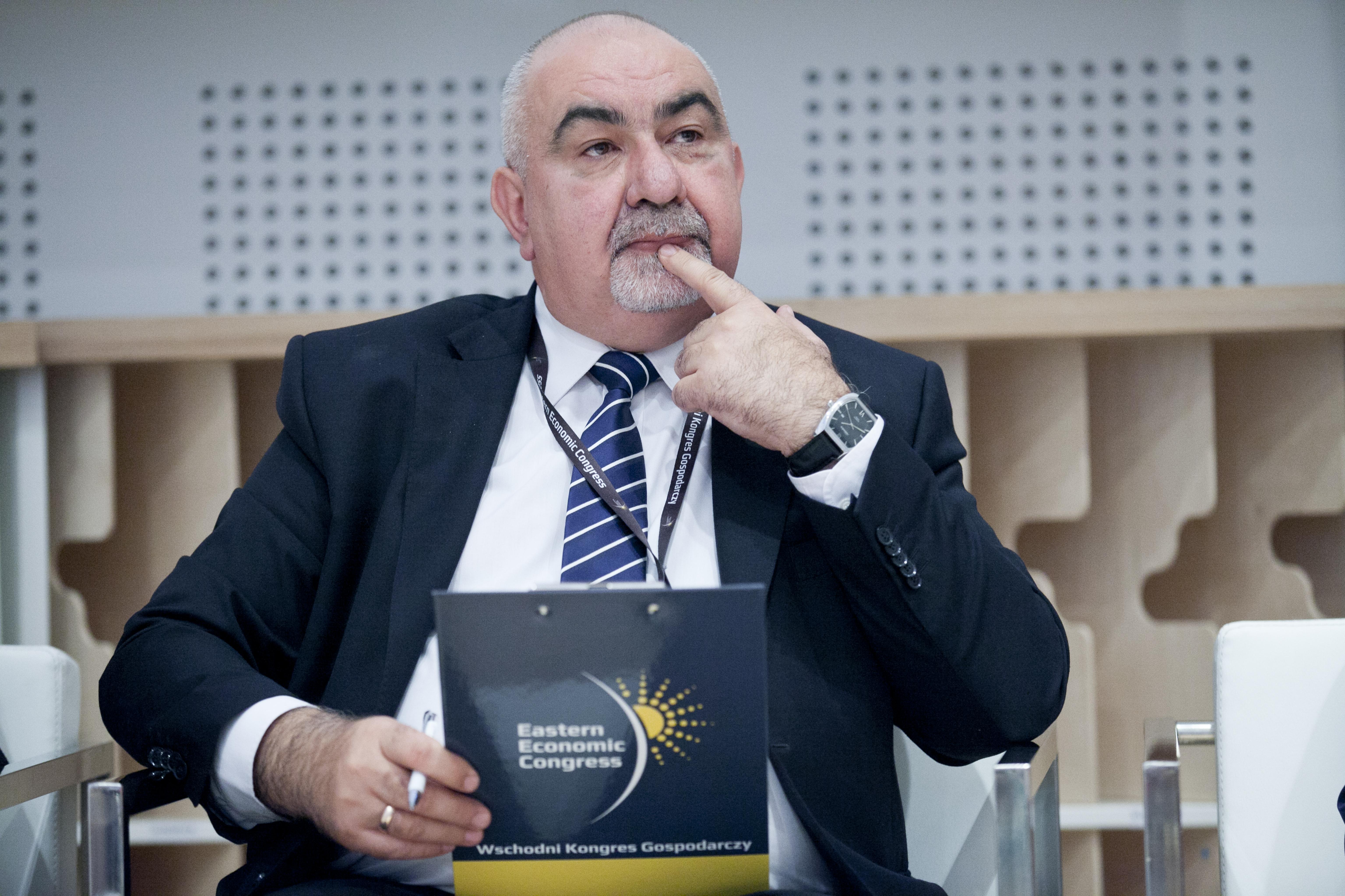Lech Magrel twierdzi, że brak świadomości Polaków na temat gospodarki o obiegu zamkniętym wynika z niewystarczającego przepływu informacji i braku dotarcia do ludzi. fot. PTWP