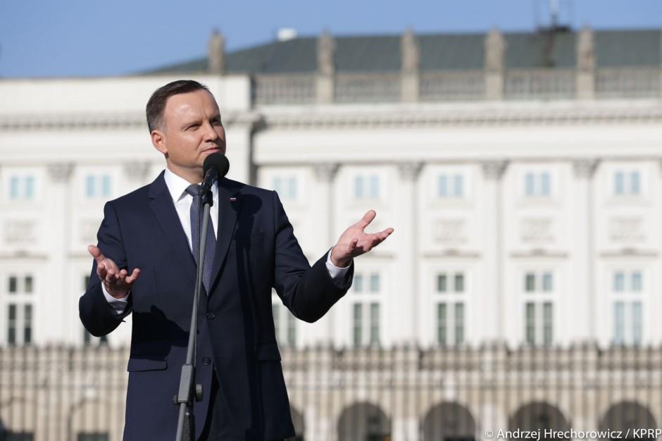 W środę kolejne spotkanie Andrzeja Dudy z przedstawicielami samorządów