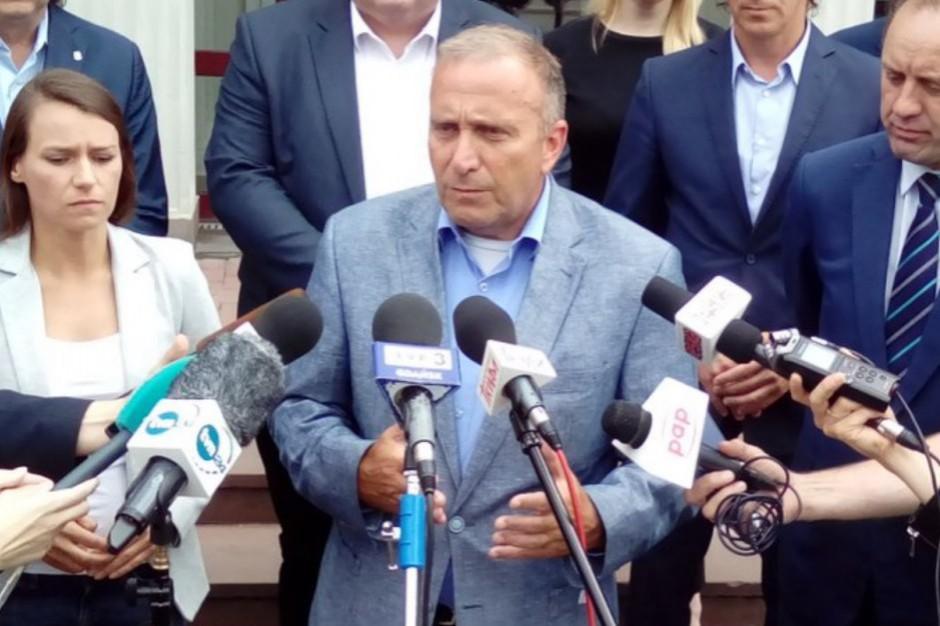 Wybory samorządowe, Grzegorz Schetyna: Partie opozycyjne muszą znaleźć wspólny mianownik