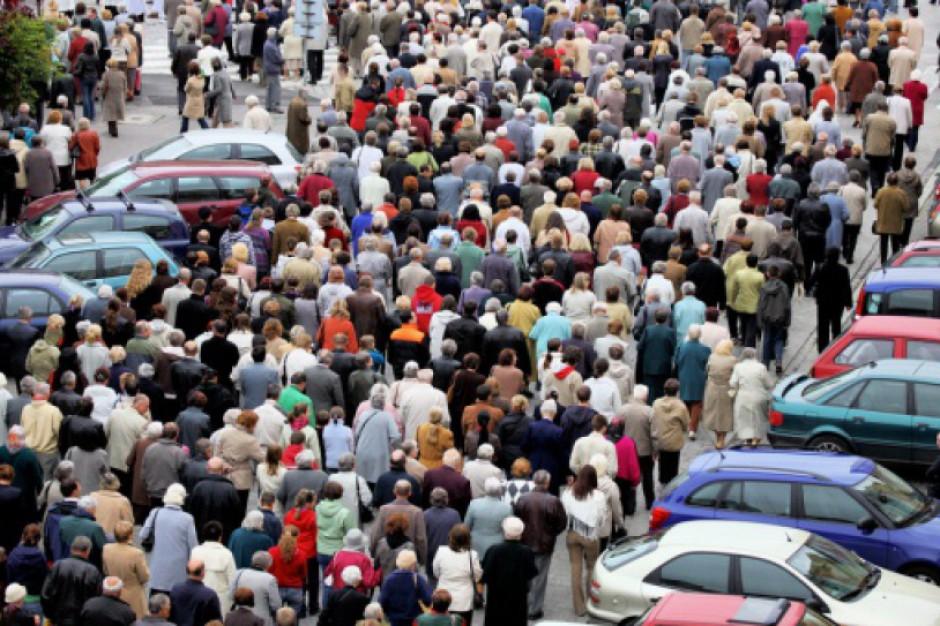 Suburbanizacja: Ludzie uciekają z dużych miast