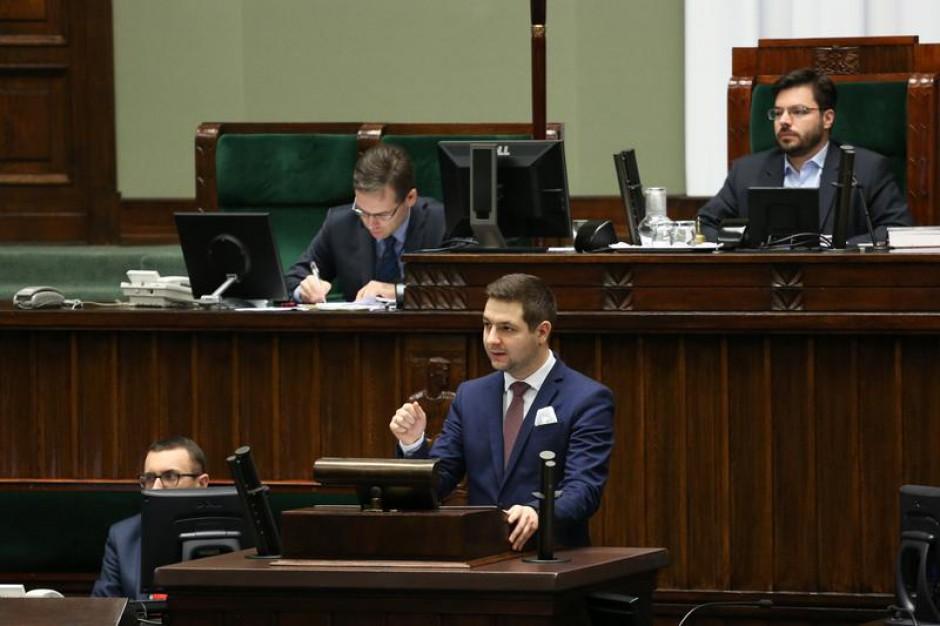 Patryk Jaki stawia warunki prezydent Gronkiewicz-Waltz