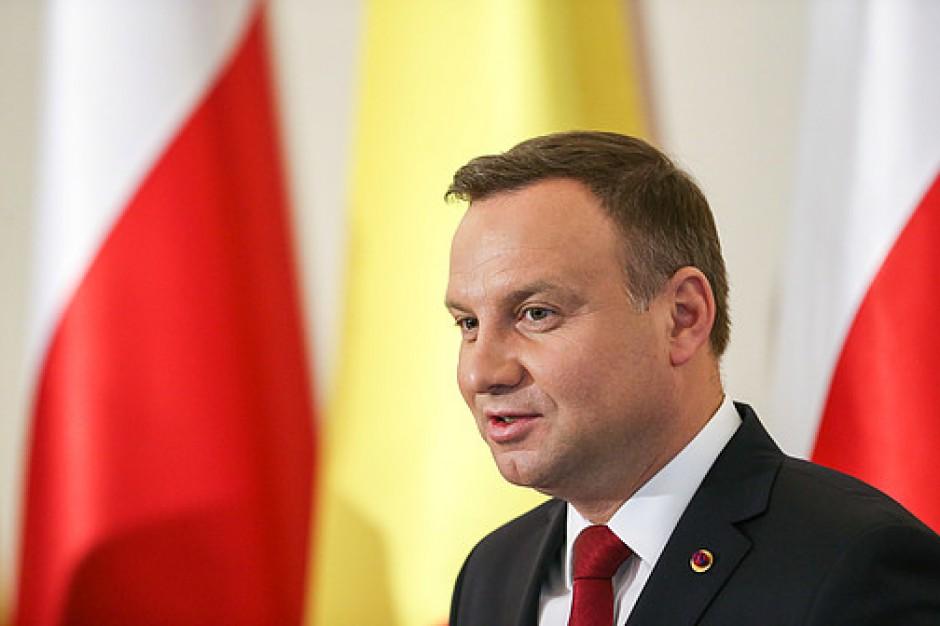 Społeczeństwo obywatelskie w Polsce jest niewystarczające? Tak sądzi prezydent