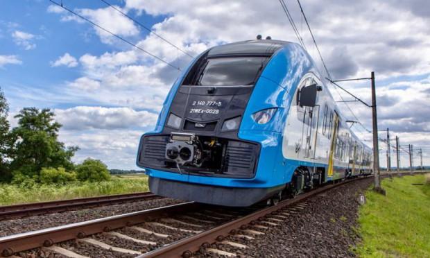 Korekta rozkładu jazdy i nowe kursy Kolei Śląskich