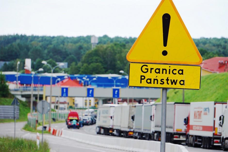 Opublikowano rozporządzenie ws. czasowego zawieszenia lub ograniczenia ruchu granicznego