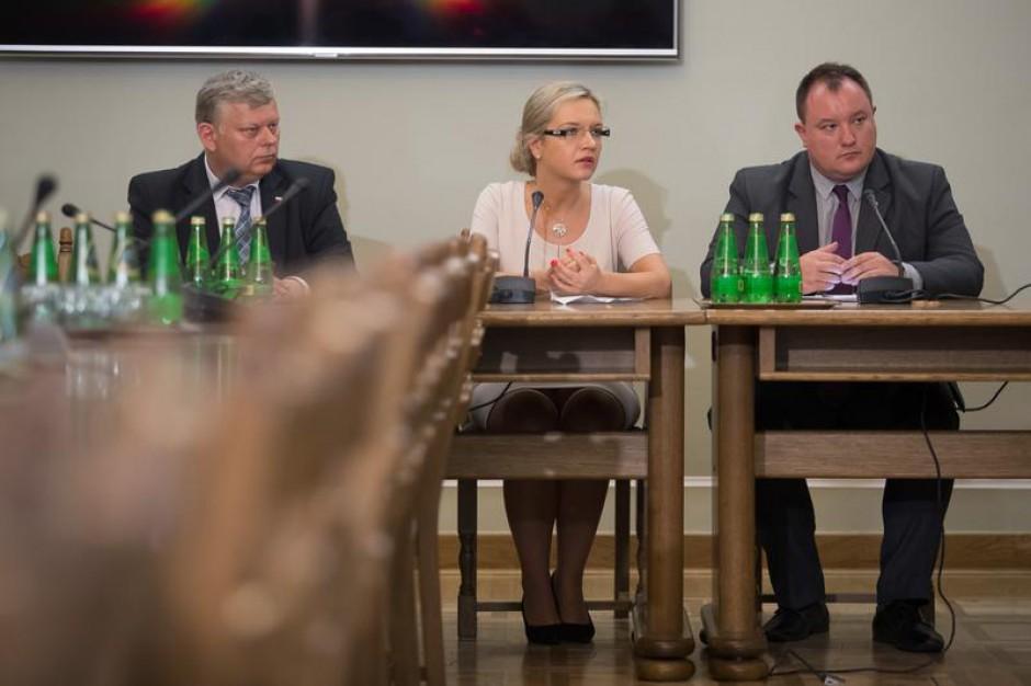 Wassermann o kandydowaniu na prezydenta Krakowa: nie ma żadnych decyzji