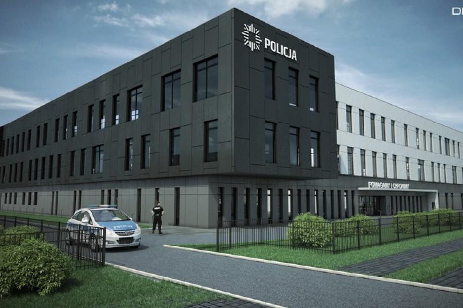 W Kaliszu powstanie nowoczesna komenda policji