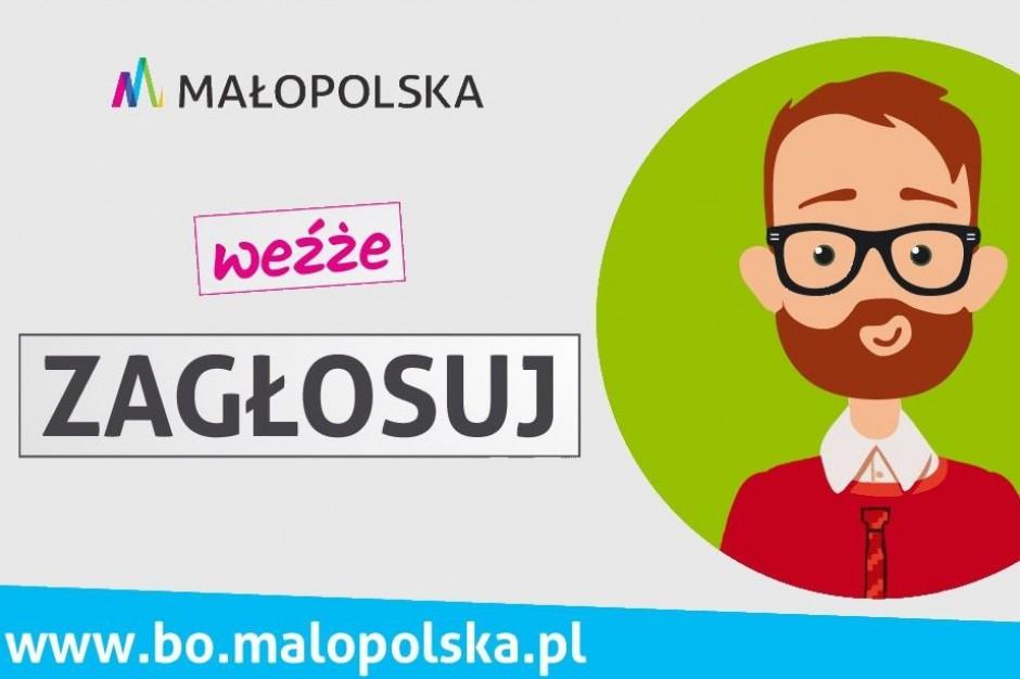Małopolska: W piątek ostatni dzień głosowania na projekty w Budżecie Obywatelskim