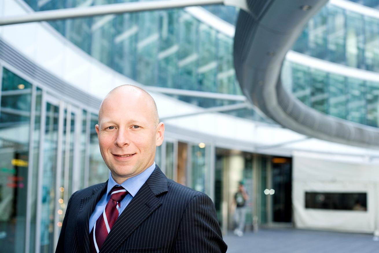 Marcin Mędrzecki, dyrektor w dziale doradztwa inwestycyjnego w Colliers International (fot. materiały prasowe)