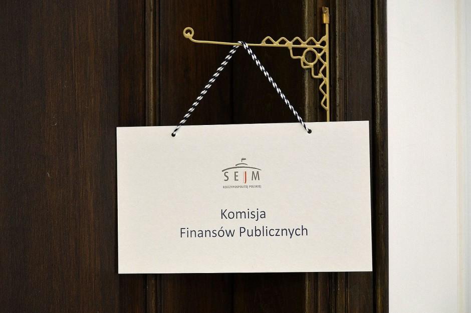Komisja finansów za wprowadzeniem raportowania podatkowego gmin