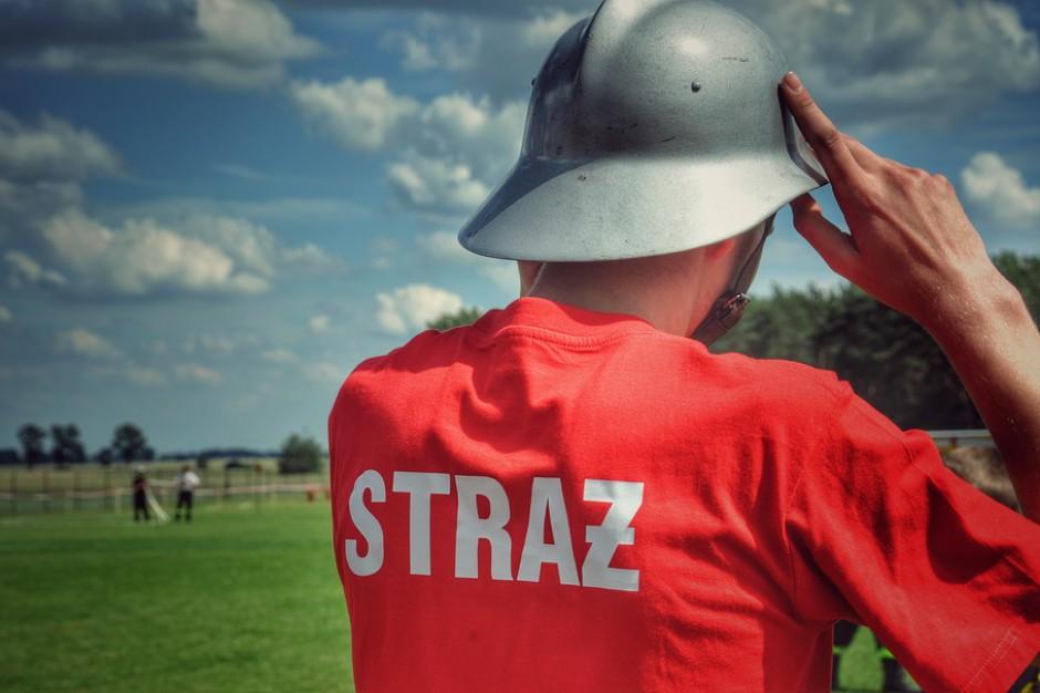 Podkarpackie: Ze szkoły w Odrzykoniu ewakuowano ok. 300 osób