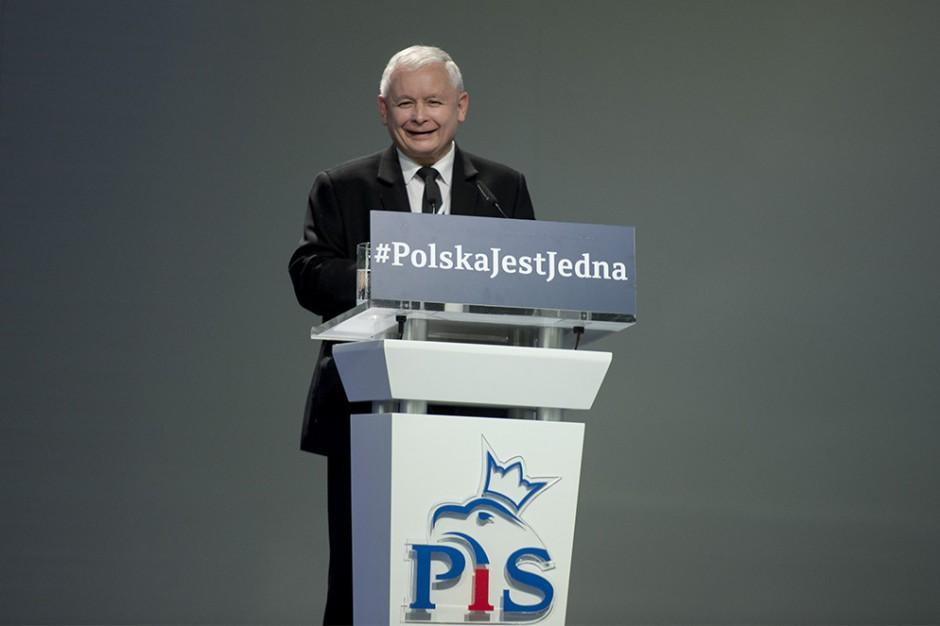 Jarosław Kaczyński: Chcemy podjąć sprawę ordynacji, by zabezpieczyć wybory przed fałszowaniem