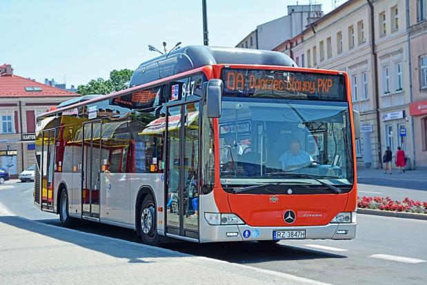 Gaz napędzi rzeszowskie autobusy