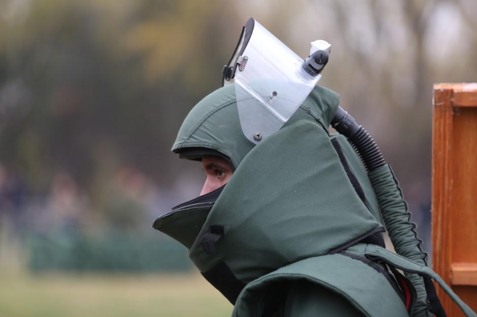 Jarosław: ewakuacja szkoły z powodu około 40 niewybuchów