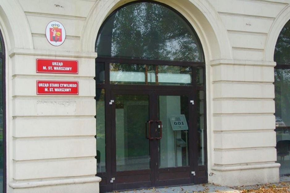 Wybory samorządowe: Kto kandydatem PO na prezydenta Warszawy?