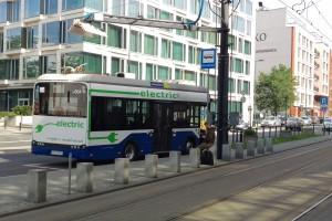 Kraków zmniejsza emisję spalin z autobusów