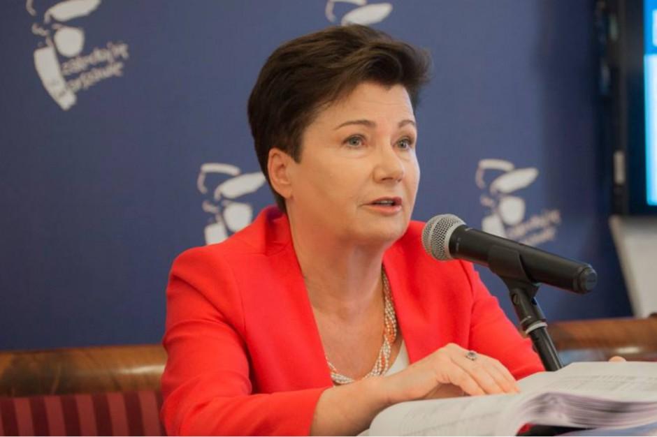 Reprywatyzacja: Hanna Gronkiewicz-Waltz nie stawi się przed komisją weryfikacyjną