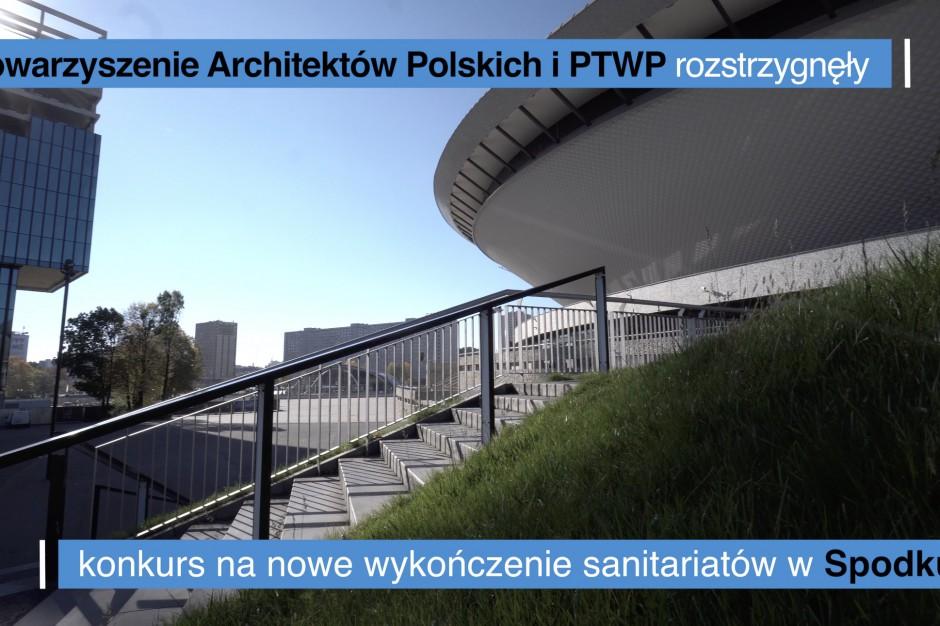 Katowice. Zacznie się lifting Spodka. Rozstrzygnięto konkurs na modernizację sanitariatów
