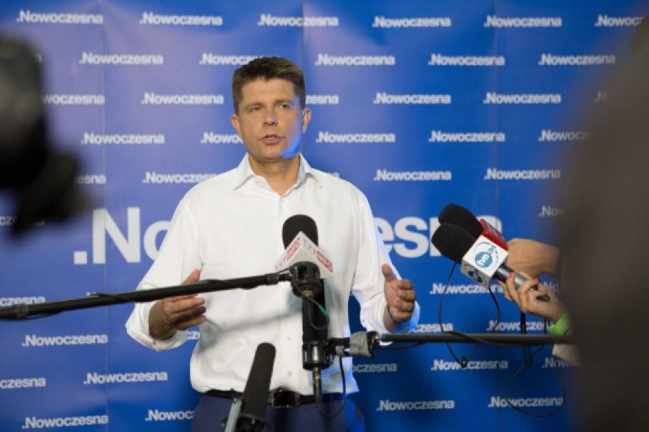 Ryszard Petru: blok partii opozycyjnych może wygrać wybory w miastach wojewódzkich