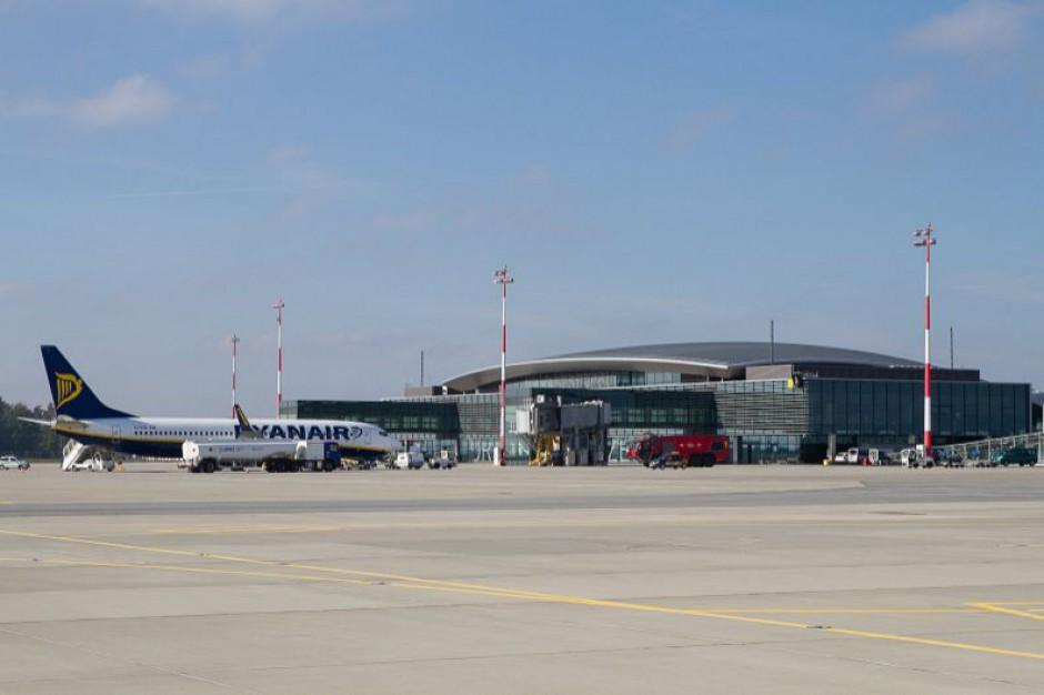 Na lotnisku w Jasionce działa system ILS drugiej kategorii