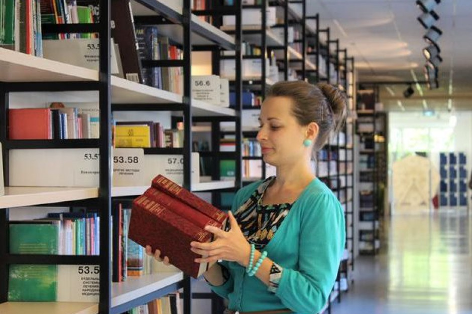 Bibliotekarz: zawód z powołaniem