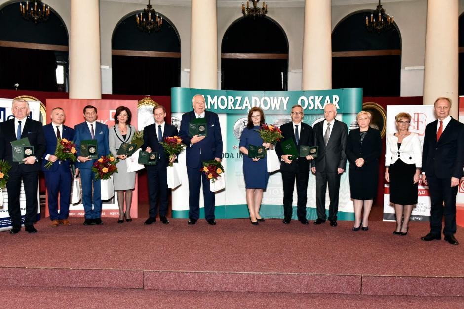 Samorządowe Oskary rozdane. Na liście laureatów siedemnaście nazwisk