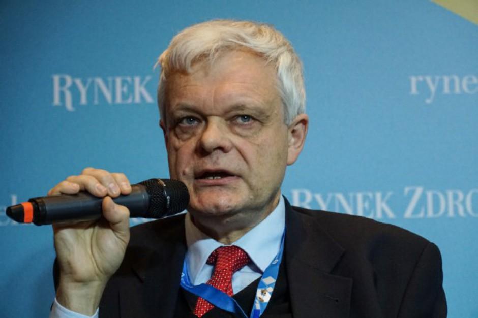 Wiceminister Piotr Gryza o finansowaniu szpitali: to nie jest powrót do budżetowania