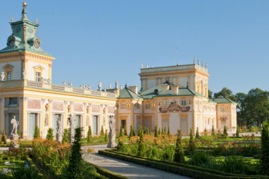 Rezydencje królewskie dla zwiedzających za darmo