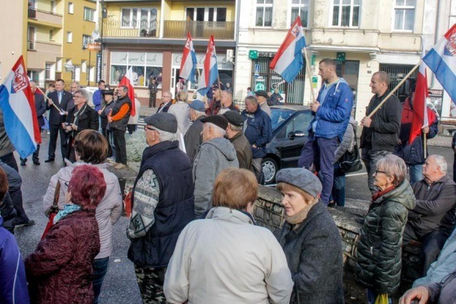 Mieszkańcy Drawska przeciw włączeniu Ostrowic do ich miasta