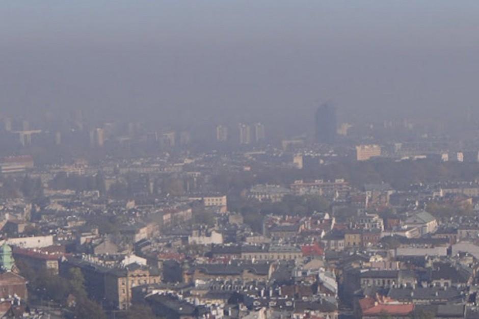 Smog w Warszawie - czy od minionej zimy coś się zmieniło?