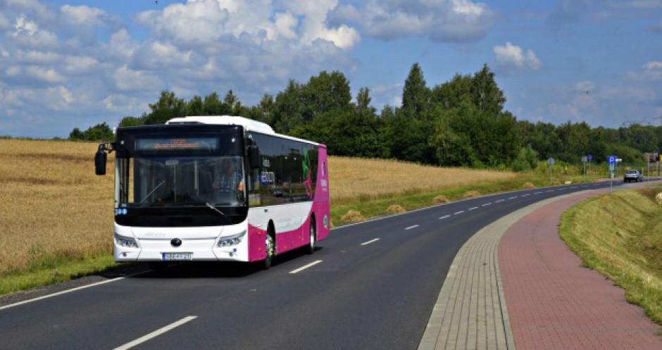 Jaworzno realizuje projekt o wartości 48,8 mln zł, w ramach którego zakupi 20 elektrycznych autobusów. (fot. PKM Jaworzno)