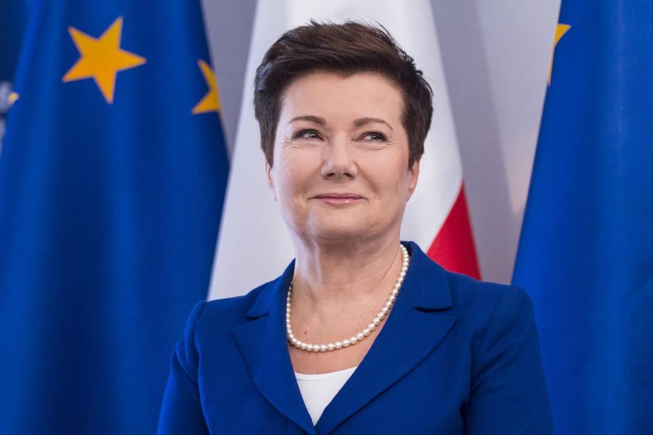 Hanna Gronkiewicz-Waltz zapowiedziała pilną odbudowę cennej kamienicy