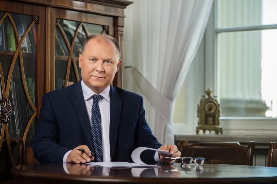 Wojewoda mazowiecki Zdzisław Sipiera podsumował swoje urzędowanie