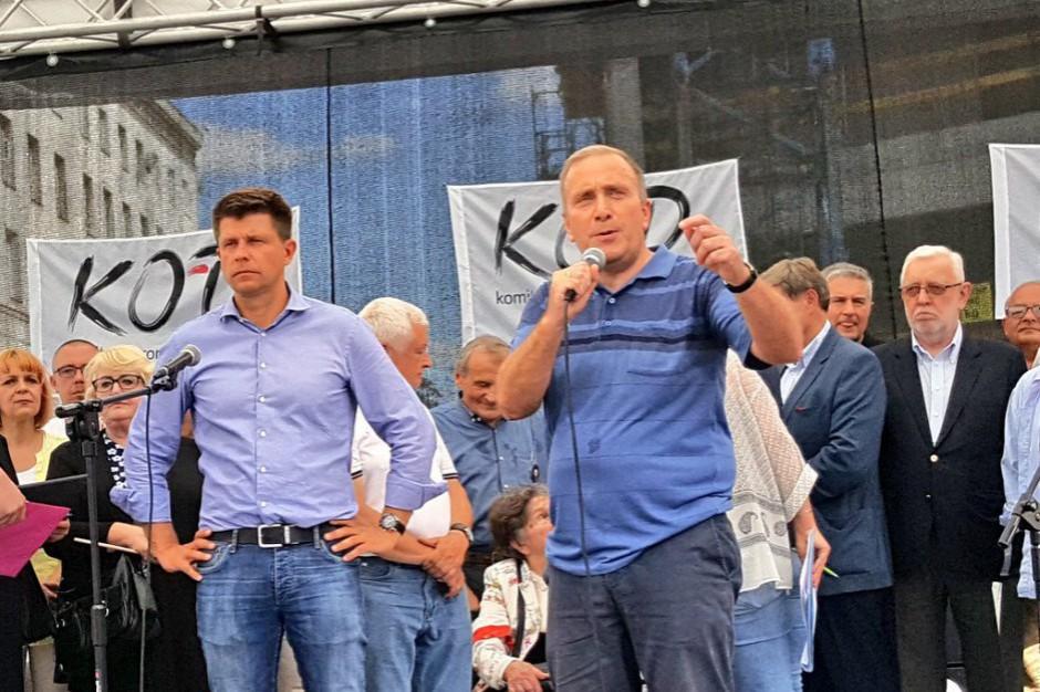 Wybory samorządowe, Król: Partie z mniejszym poparciem zostaną zjedzone przez PO