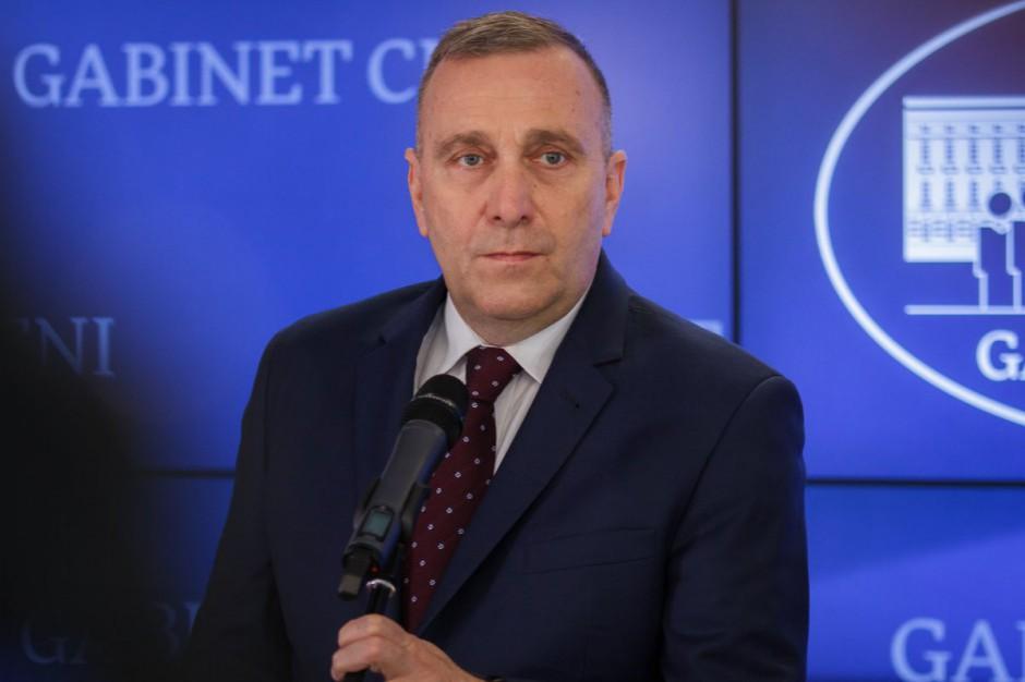 Grzegorz Schetyna nie odwróci się od Hanny Gronkiewicz-Waltz