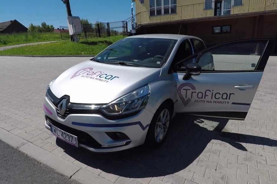 Carsharing w Trójmieście: 200 samochodów do wynajęcia na czas