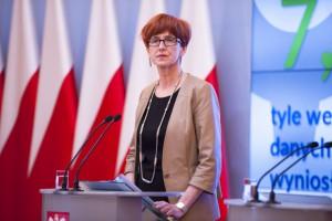 Elżbieta Rafalska o postawie związkowców: nieobecni nie mają racji